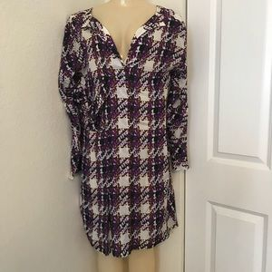 MARNI DRESS SIZE Euro 40 US 10 100%SILK AUTHENTIC